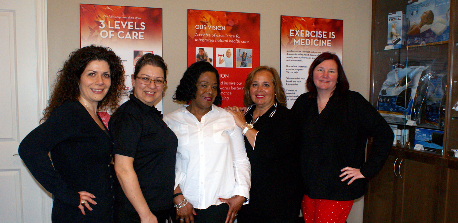 Maple Health Care Staff