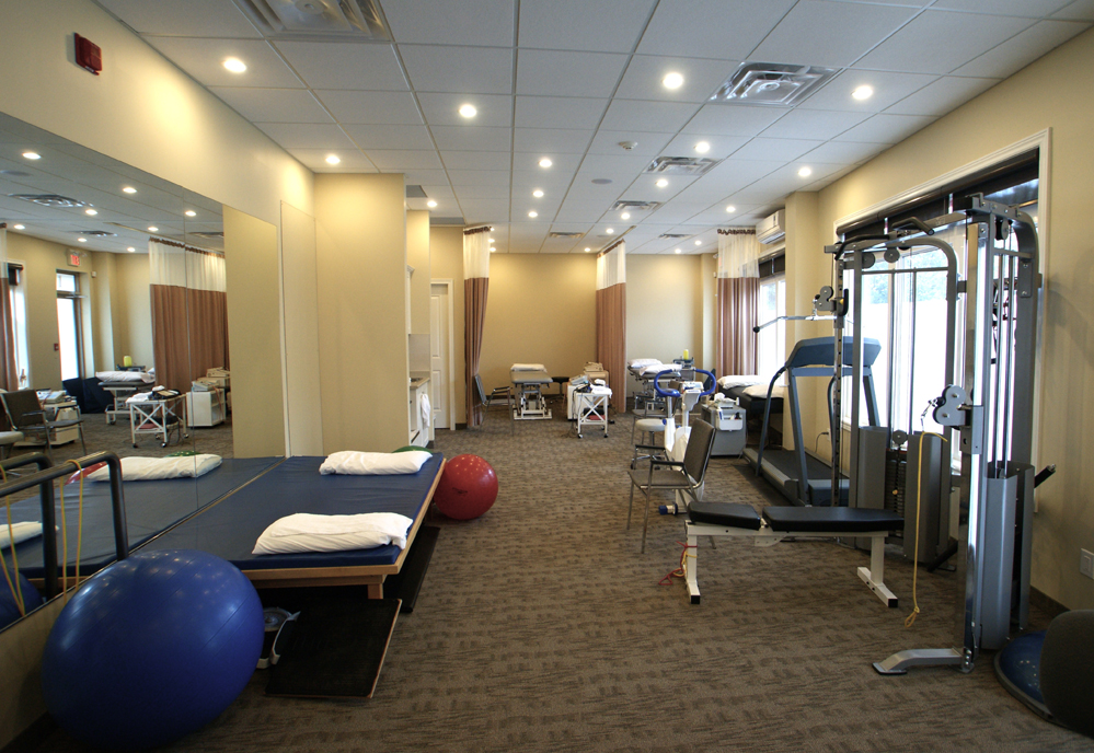 Physiotherapy Gym